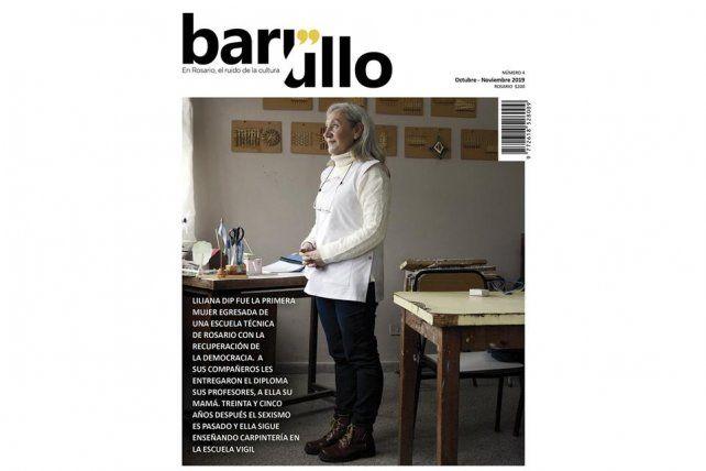 Presentan el nuevo número de la revista Barullo