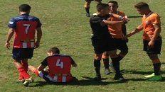 El gol de Paraguayo lo convirtió el delantero Matías Verdún a los 32 minutos de la etapa inicial.