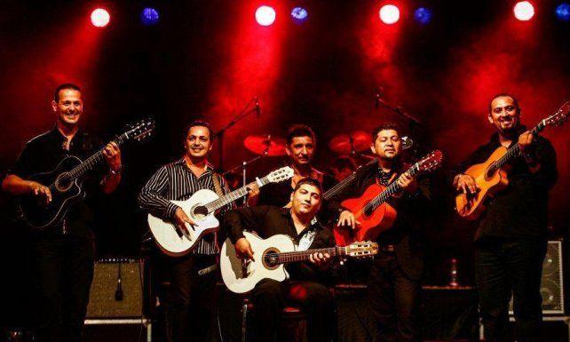 The Gypsies, raíces flamencas en Lavardén