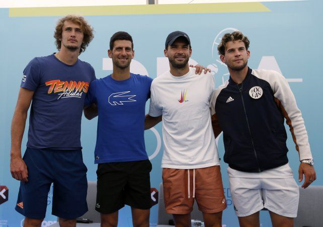 Tensión en el mundo del tenis por un caso de coronavirus