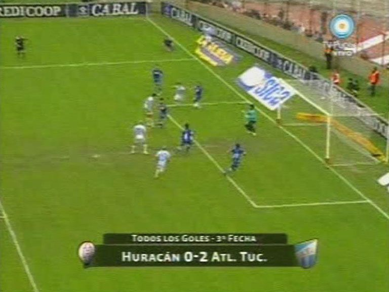 Atlético de Tucumán dio el batacazo y le ganó 2 a 0 a Huracán en su cancha