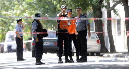 Feroz balacera en pleno barrio del Abasto: dos heridos y un detenido
