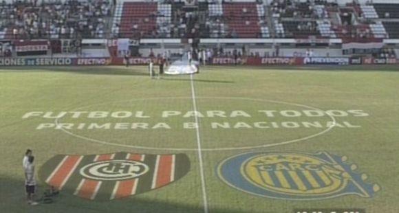 En un partido de ida y vuelta, Central igualó 1 a 1 con Chacarita en San Martín