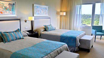 La ocupación hotelera de la ciudad registró un 75% en los hoteles de 4 estrellas, mientras que en los de 3 estrellas, el número ocupacional osciló entre el 60 y 65 por ciento.