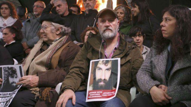 El hermano de Santiago Maldonado pidió que se asuma que fue desaparición forzada
