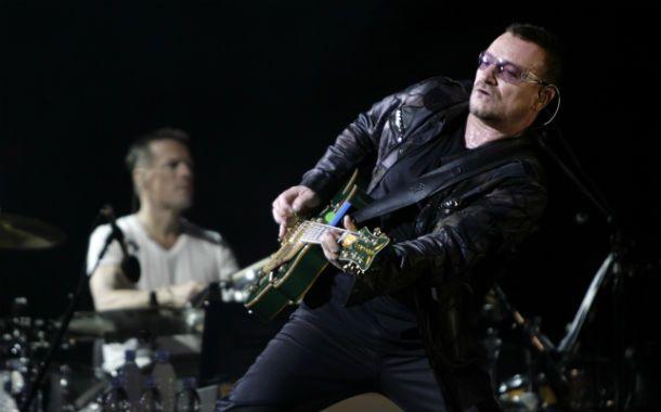 Otros tiempos. Bono no es el principal guitarrista de U2