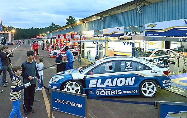 A girar. En Misiones comenzaron a rugir los motores para la tercera fecha del campeonato.