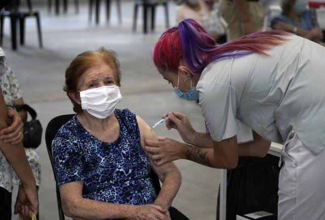 Rosario llegó este jueves a los 200 mil vacunados
