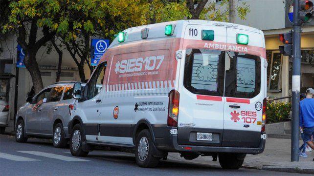 Los traslados a hospitales de la región comenzaron a complejizarse en las últimas horas.