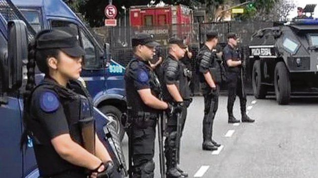 Policía Federal. Tiene su propia ley