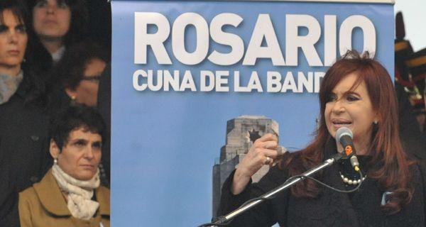 Fein confimó la presencia de Cristina Fernández para el acto del 27 de febrero en Rosario
