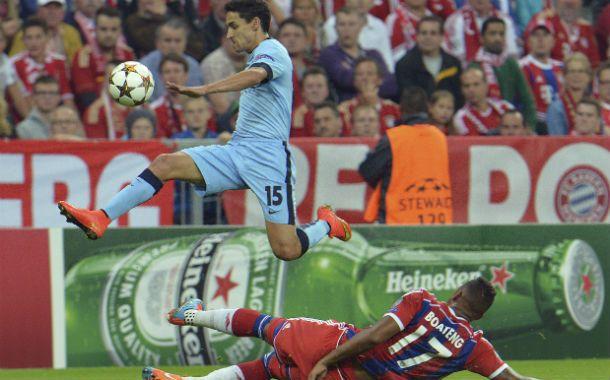 El City de Agüero no pudo con Bayern Munich en la Champions League