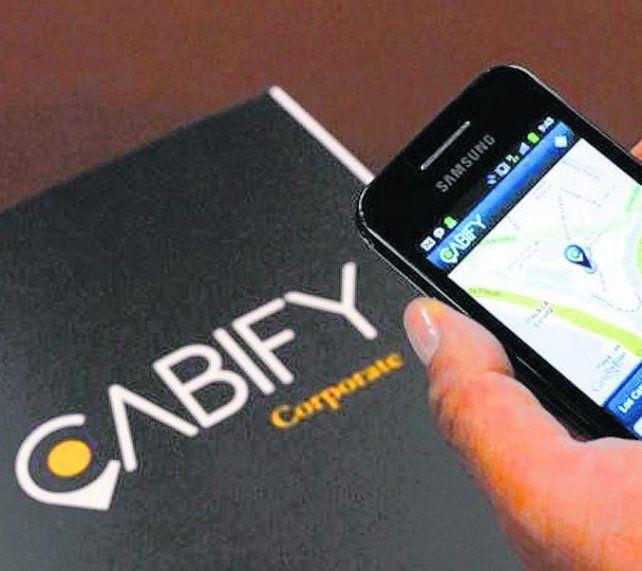 lo que viene. Cabify espera que en mayo la habiliten para poder trabajar.