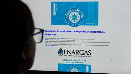 Los usuarios de Litoral Gas comenzaron a recibir la información sobre los descuentos.