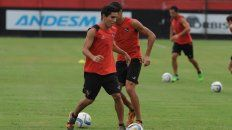 Joaquín Torres no será tenido en cuenta por Kudelka y tiene ofertas desde la MLS.
