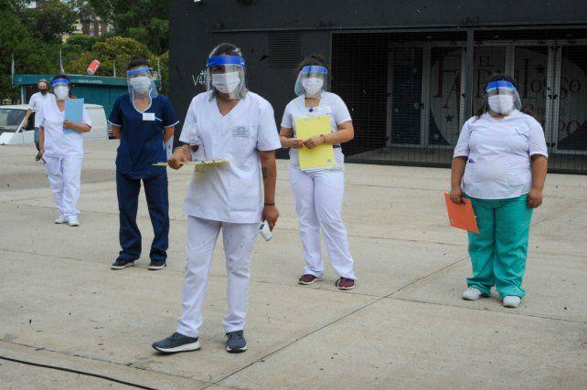 Coronavirus: Rosario informó 492 casos nuevos de los 1.488 que notificó la provincia de Santa Fe