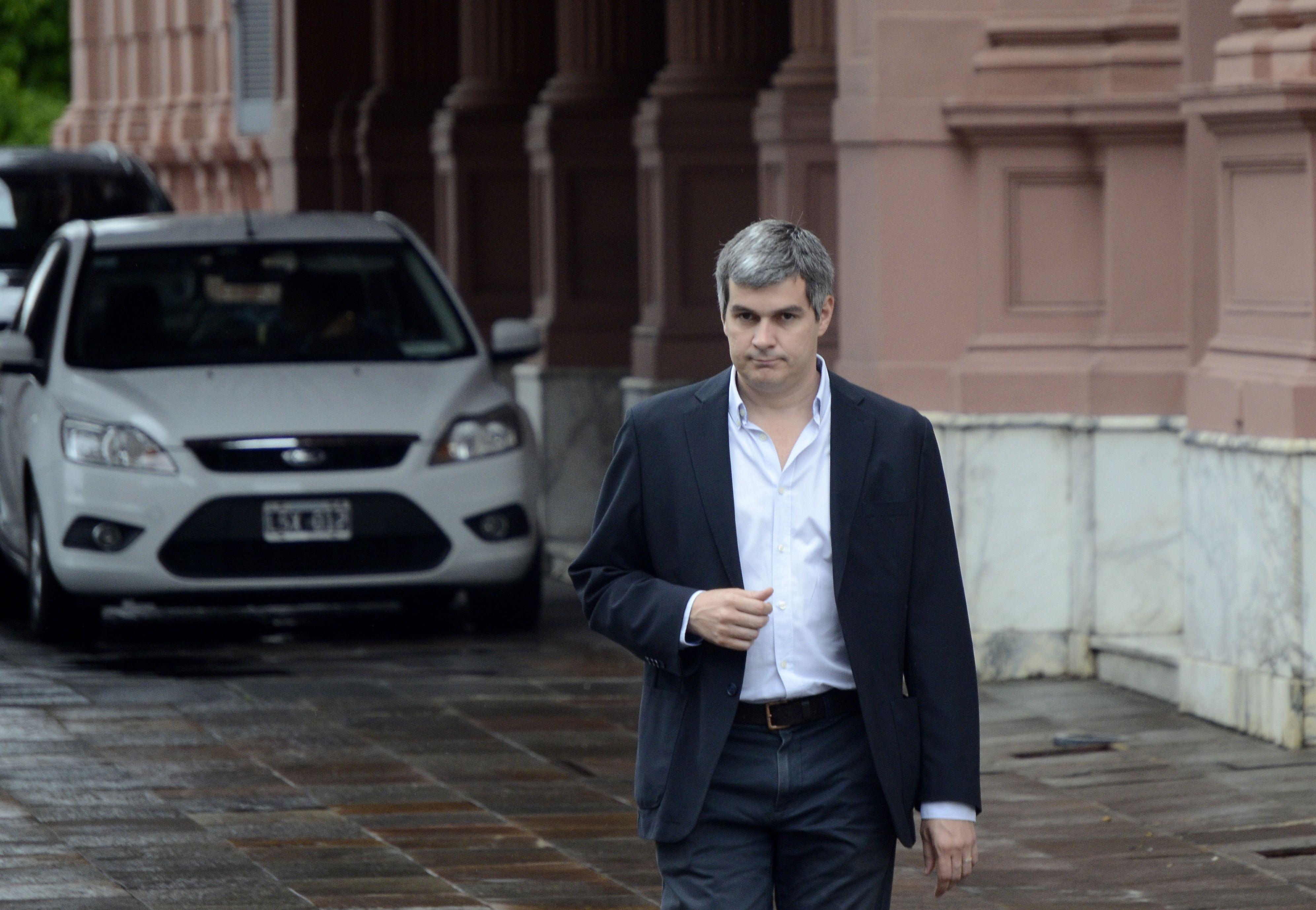 """Peña espera que """"prime la cordura"""" en el ámbito kirchnerista. (DyN)"""