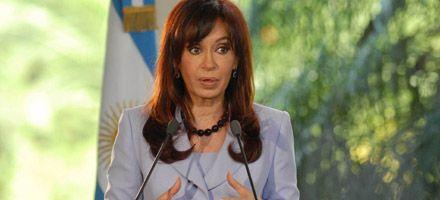 Cristina: Sin trabajo, no hay plan de seguridad ni patrullero que alcance