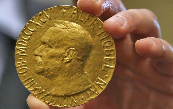 La más preciada. La medalla rematada en Baltimore (EEUU).