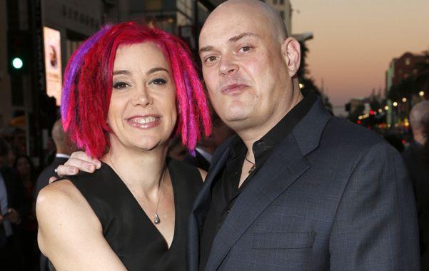 Las Wachoswki. Lana y Andy
