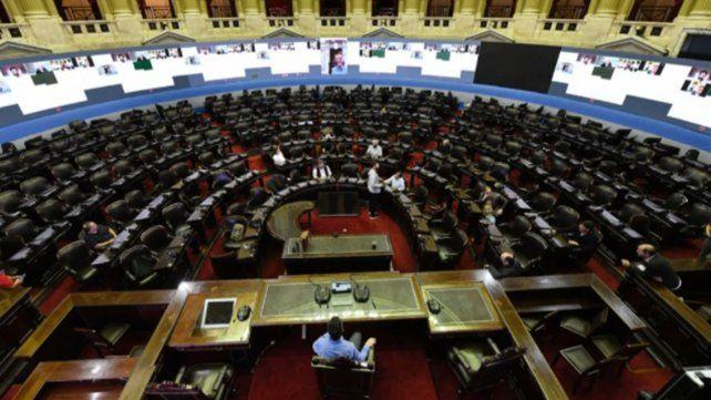 Seguí en vivo: Diputados continúa con el debate sobre el proyecto de Aporte Solidario