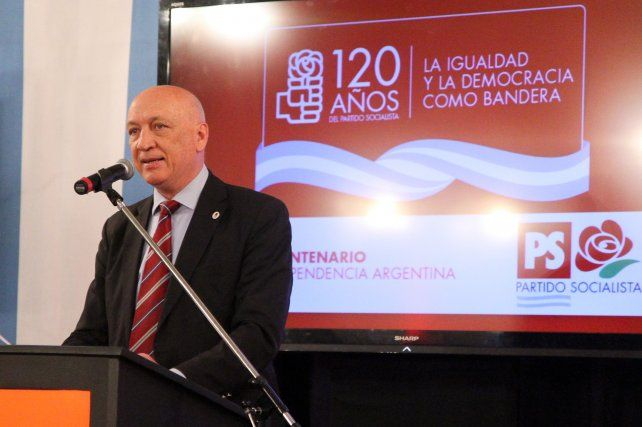 El PS apuesta a consolidar un frente de centroizquierda