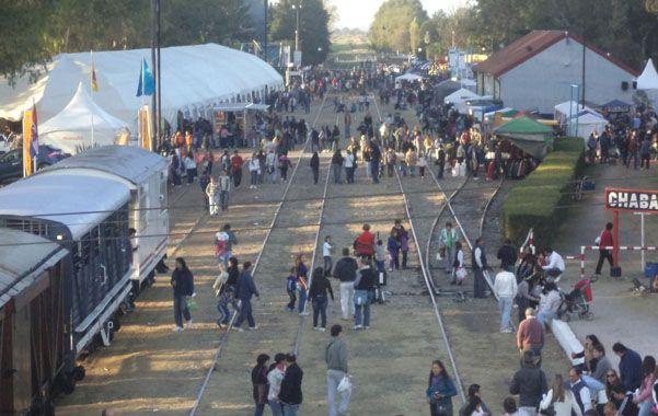 La muestra. Las producciones alternativas se desarrollarán en el predio ferroviario.
