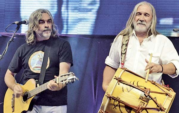 Dúo Coplanacu. Los músicos