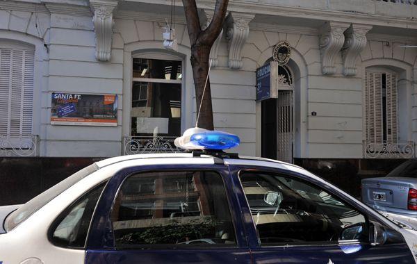 El ataque al taxista es investigado por la seccional 3ª de policía.