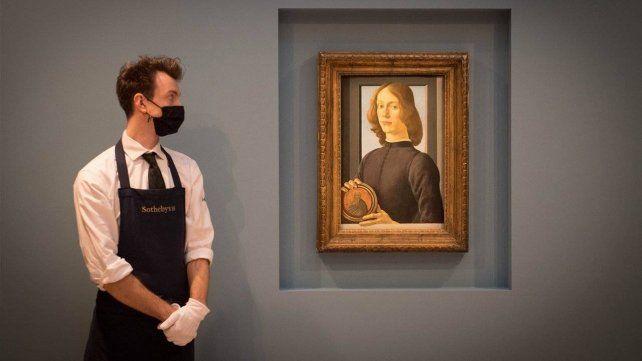 El cuadro de Botticelli