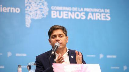 El gobernador de la provincia de Buenos Aires, Axel Kicillof, cargó contra Juntos por el Cambio.