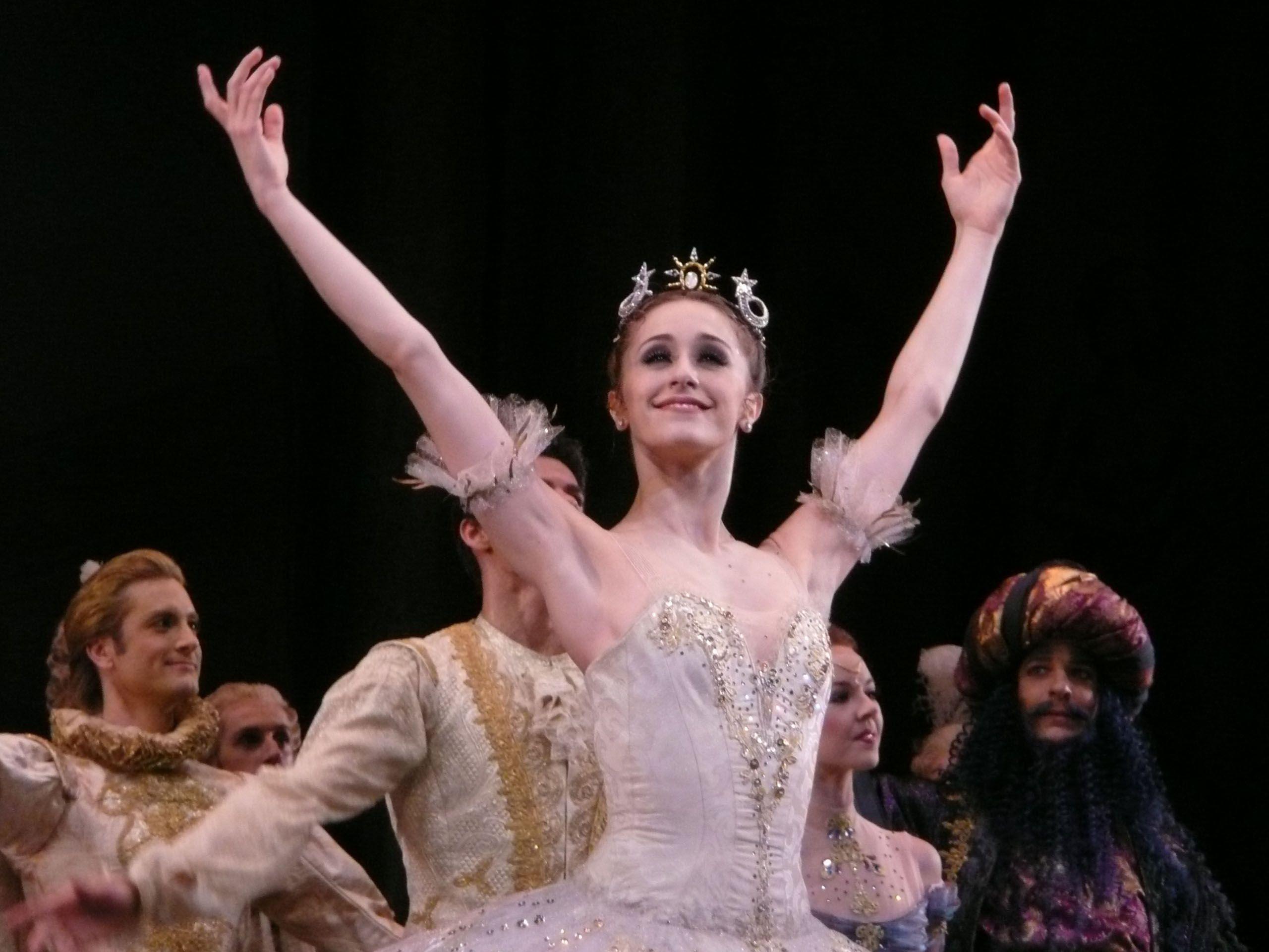 Historia de princesa. Núñez entró al Royal Ballet cuando tenía sólo 15 años. Desde entonces vive en Inglaterra.
