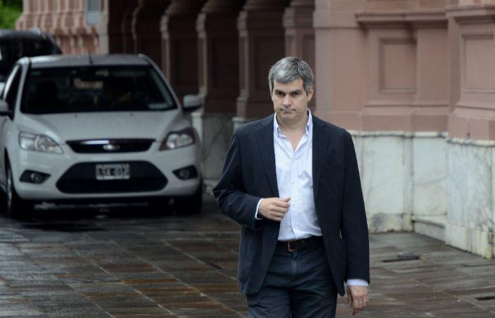 Peña se reunió días atrás en la Casa Rosada con Aníbal Fernández