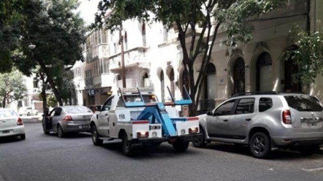 El tránsito vehicular por la ciudad aumentó casi un diez por ciento
