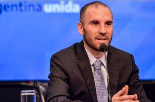 El ministro Guzmán busca reducir la brecha cambiaria.