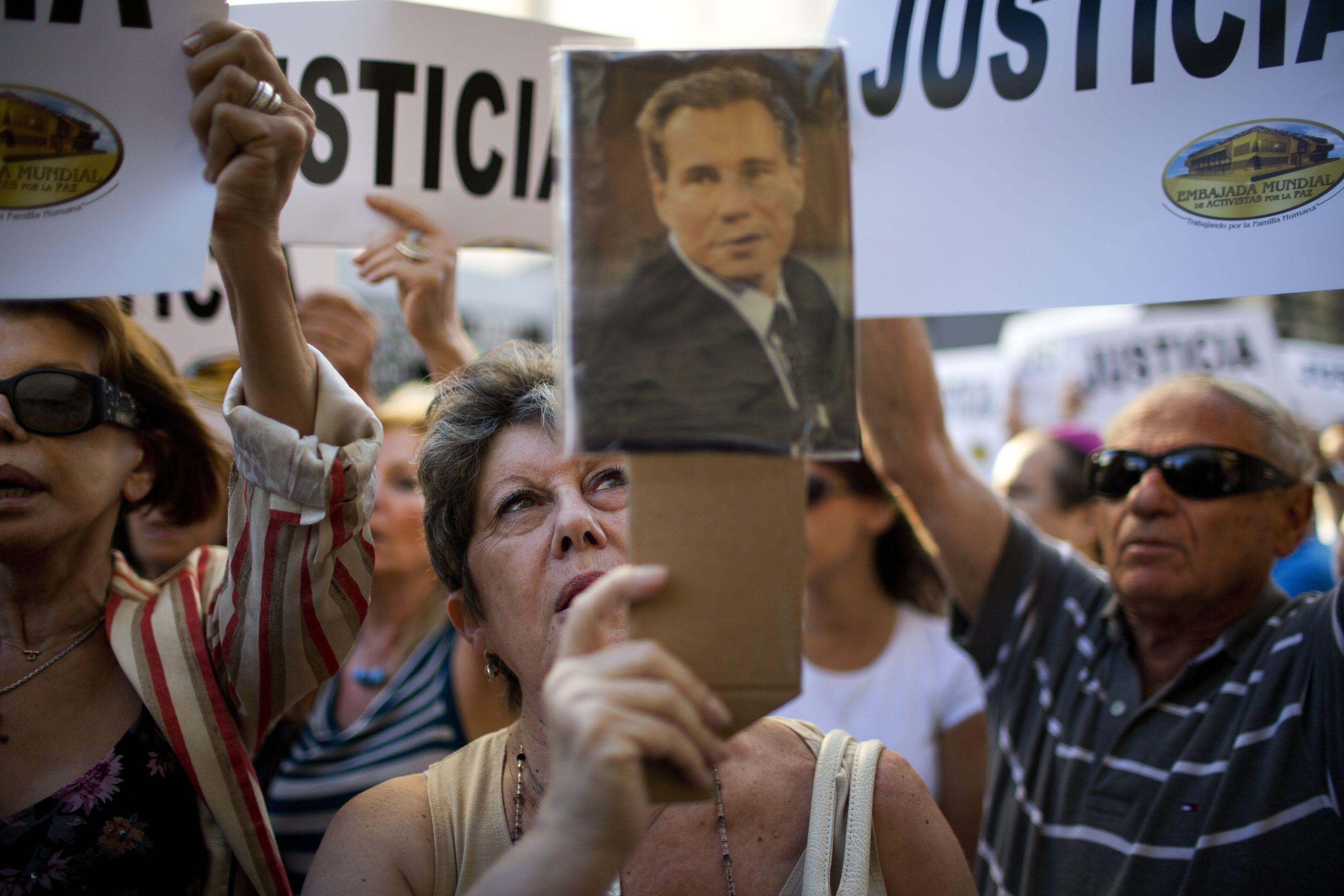 Solamente el 18 por ciento de los entrevistados consideró no creíble la denuncia presentada por Nisman.