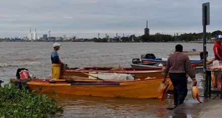 Los pescadores desmienten el contagio de leptospirosis a través de los peces