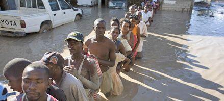 Más de 500 muertos en Haití tras el paso de dos poderosos huracanes