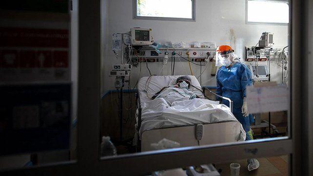 Argentina quedó a un paso de alcanzar el millón de contagios por coronavirus