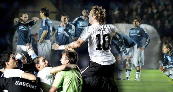 Uruguay saltó del 18º al 5º lugar en el ranking de la Fifa y Argentina está décima
