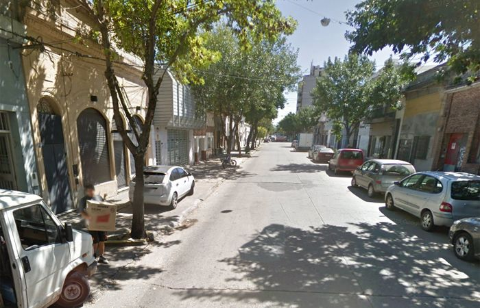 El bar ubicado en la calle Guemes a la altura del 2600. (Imagen: Google maps)