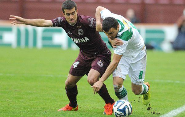 Cambiará de banda. Nicolás Bertolo dejará la verde del Taladro para ponerse la roja de River. El jugador estuvo cerca en el verano y ahora sí se dará la transferencia.