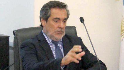El juez Javier Bottero, de Rafaela.