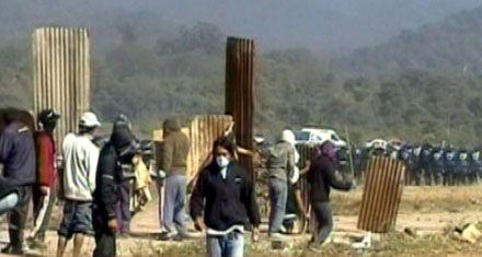 Jujuy: cuatro muertos en desalojo de tierras del ingenio Ledesma