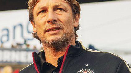 Heinze dejó de ser el entrenador de Atlanta United