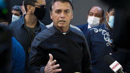 Bolsonaro mantiene un enfrentamiento público con el Supremo Tribunal Federal.