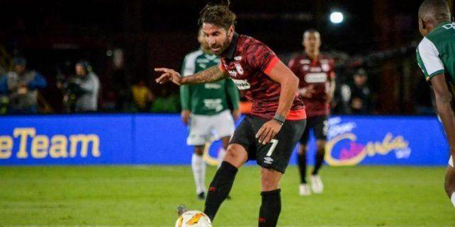 El apuntado. Cucchi jugó en inferiores y reserva de Central. Actualmente militaba en Independiente Santa Fe de Colombia.