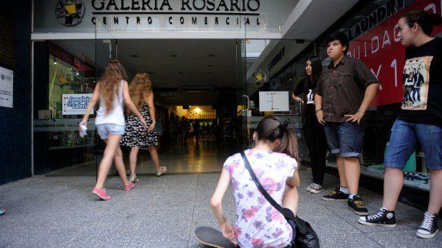 Plan. Uno de los centros comerciales donde se busca la instalación.