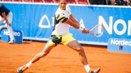 El rosarino concretó la mejor actuación de su carrera, ya que por primera vez se instaló en una definición de torneo.