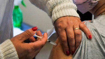 El plan de vacunación avanza a buen ritmo en la provincia de Santa Fe.